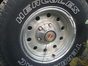 Set of 4 rims