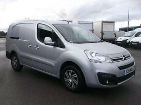 Citroen Berlingo 1.6 HDI 725KG 90PS CREW VAN DIESEL MANUAL SILVER (2015)
