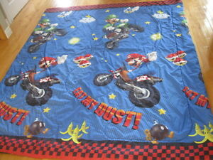 Super Mario Comforter Set (twin)