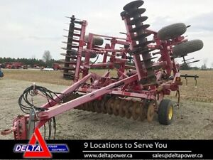 2010 SUNFLOWER 4233-19 COULTER CHISEL