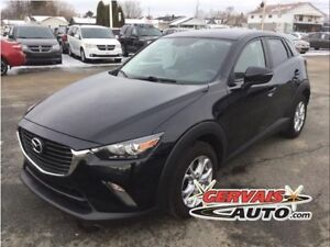 Mazda CX-3 GS Cuir Toit Ouvrant MAGS 2016