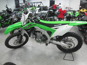 Time to clear out all 2016 Kawasaki offroad bike, call Cooper's!