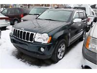 JEEP GRAND CHEROKEE LIMITED 2005 GARANTIE 12 MOIS