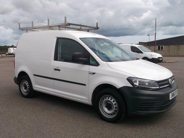 Volkswagen Caddy 2.0 TDI 102PS STARTLINE BLUE MOTION TECH VAN DIESEL (2016)