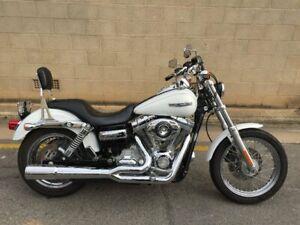 2007 Harley-Davidson DYNA SUPER GLIDE CUSTOM 1584 (FXDC) Road Bike 1584cc Adelaide CBD Adelaide City Preview