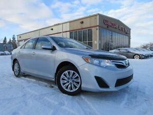 2012 Toyota Camry LE, HTD. SEATS, BT, 77K!