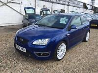 Ford Focus 2.5 ST-2 225 SIV 2006.5MY ST2 ReMap to 310 BHP