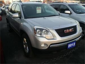 2012 GMC Acadia All Wheel Drive, Mint! Looks & Drives Like New!!