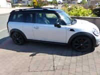 Mini Clubman Cooper Diesel Full Leather, Chilli Pack