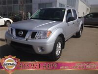 2014 Nissan Frontier SV *Heated seats, rear sonar and monitor!!*