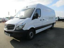 Mercedes-Benz Sprinter 314 CDI LWB 3.5T HIGH ROOF BLUE EFFICIENCY VAN (2016)