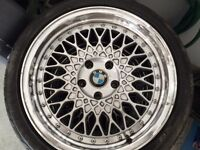 "BBS RS reps BMW 5x20 18"" staggered NEED GONE"