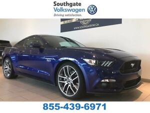 2015 Ford Mustang GT   LOW KMs   LEATHER   NAV   BACK UP CAMERA