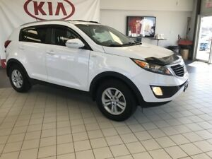 2011 Kia Sportage LX AWD 2.4L *HEATED CLOTH SEATS/BLUETOOTH/BACK