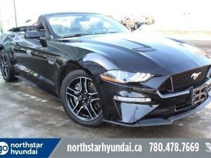 2018 Ford Mustang GT/CONVERTIBLE/NAV/LOWKM/LEATHER