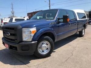 2012 Ford Super Duty F-250 SRW XL **LONG BOX-MATCHING CAP**