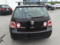 VOLKSWAGEN GOLF CITTY 2008 AUTOMATIQUE CLIMATISEE 116000KM