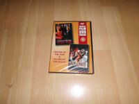 Center of the web & Talons of the Eagle Double film dvd pack. Still sealed
