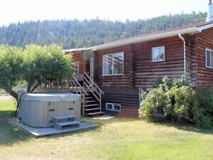 Beautiful Waterfront Home with Acreage in Merritt Prince George British Columbia image 10