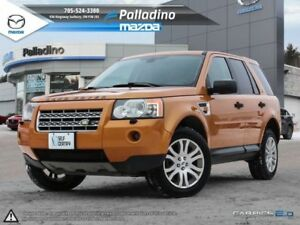 2008 Land Rover LR2 SE - SELF CERTIFY