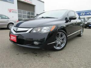2011 Acura CSX i-Tech Pkg-NAVI,SUN ROOF,LEATHER,WARRANTY,$10,295