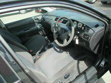 2006 Mitsubishi Lancer CH MY07 ES Black 5 Speed Manual Sedan Coopers Plains Brisbane South West Preview