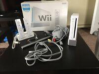 Nintendo Wii + loads of accessories