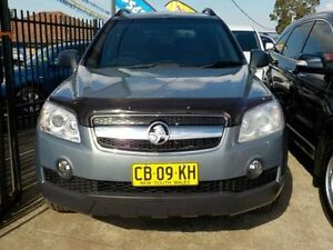 2009 Holden Captiva Grey Automatic Wagon Lansvale Liverpool Area Preview
