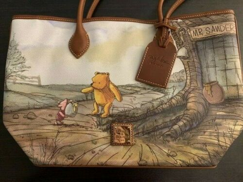 """Dooney and Bourke Disney """"Winnie the Pooh"""" New With Tags"""