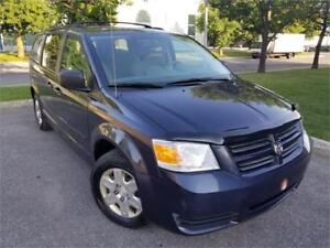 2008 Dodge Grand Caravan SE AUTO/AC/GR.ELEC/CRUISE/WINTER TIRES!