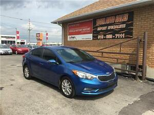 2014 Kia Forte SE**BLUETOOTH***HEATED SEAT***ALLOYS***ONLY 54KMS