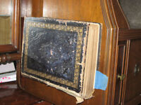 Antique Bible 1800's