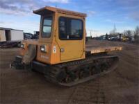 Extra clean Morooka MST 700E dumper winch, tiltdeck & live roll Edmonton Edmonton Area Preview