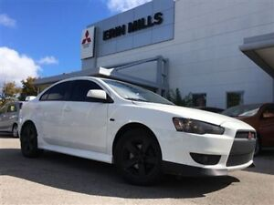 2013 Mitsubishi Lancer SE HEATED SEATS BLUETOOTH USB LOW KM