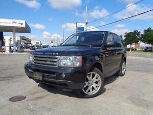 2007 Land Rover Range Rover Sport HSE, NO ACCIDENTS! 103K!