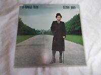 Vinyl LP A Single Man Elton John The Rocket Records Train 1