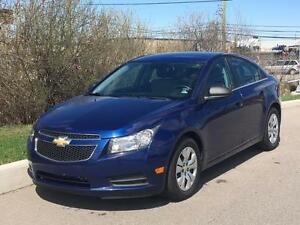 2012 Chevrolet Cruze LS **ACCIDENT FREE** FINANCING AVAILABLE!