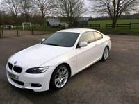 BMW 3 Series M Sport 4x new tyres
