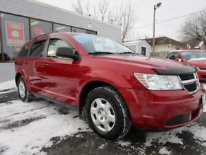 2010 DODGE JOURNEY SE * ONLY 152,000 KMS * 7 PASSENGER * LOADED