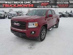 2018 GMC Canyon 4WD All Terrain. Text 780-872-4598 for more info