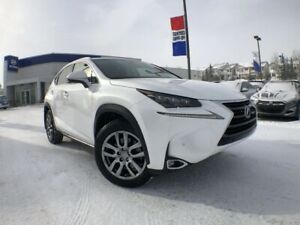 2016 Lexus NX 200t Luxury Package