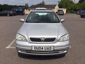 Vauxhall Astra 1.6 i 16v Elegance 5dr