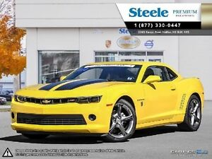 2014 Chevrolet CAMARO 2LT Bumble Bee