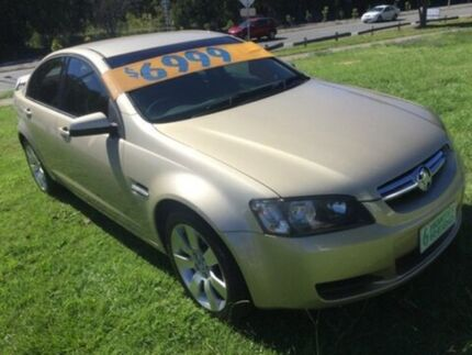 2007 Holden Commodore VE Lumina Gold 4 Speed Automatic Sedan Clontarf Redcliffe Area Preview