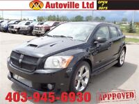 2008 Dodge Caliber SRT4 285 HP 6SPEED EVERYONE APPROVED