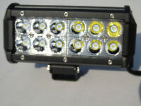 EXTERIOR LED LIGHTING FOR MOTOR HOMES, CAMPERS RV'S AND TRAILERS