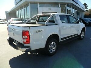 2012 Holden Colorado RG MY13 LTZ Crew Cab White 5 Speed Manual Utility Telarah Maitland Area Preview
