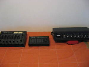 stereo audio mixers ; PA amplifier