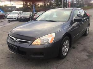 2006 Honda Accord Sdn DX-G NEW MVI, NEW WINTER TIRES,GOOD ON GAS