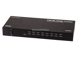 1X16-HDMI-Splitter-w-3D-Support